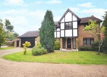 Thumbnail 5 bed detached house for sale in Ashley Drive, Osterley, Isleworth
