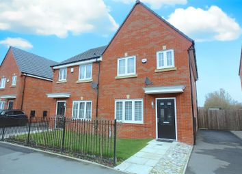 Thumbnail 3 bedroom town house for sale in Byron Terrace, Partington Street, Failsworth, Manchester