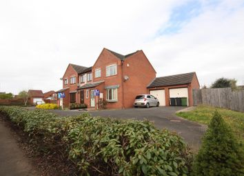Thumbnail 3 bed property for sale in Frost Road, Wellesbourne, Warwick