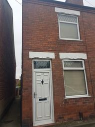 Thumbnail 3 bedroom end terrace house to rent in Awsworth Road, Ilkeston