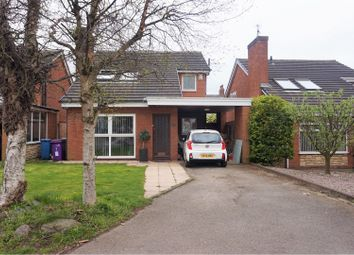 Thumbnail 3 bed detached house for sale in Rowen Court, Liverpool