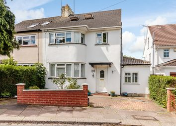 Thumbnail 6 bed semi-detached house for sale in Fernside Avenue, London