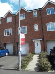 Thumbnail 4 bedroom town house for sale in Erringtons Close, Oadby, Leicester