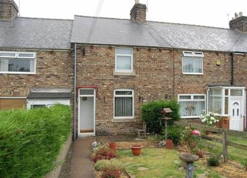 Thumbnail 2 bedroom terraced house to rent in Victoria Street, Sacriston, Durham