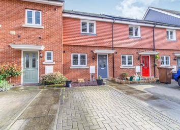 Thumbnail 2 bed terraced house for sale in Whitehead Drive, Rochester, Kent, England