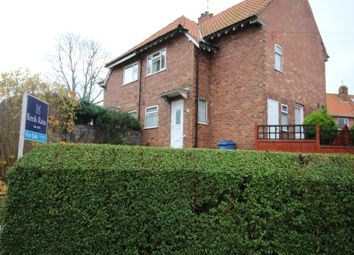 Thumbnail 3 bed semi-detached house for sale in Fieldside, Scarborough