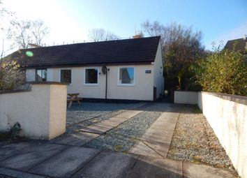 Thumbnail 2 bed semi-detached bungalow for sale in Fingal Place, Portree, Isle Of Skye