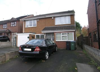 Thumbnail 4 bed semi-detached house for sale in Highland Road, Cradley Heath