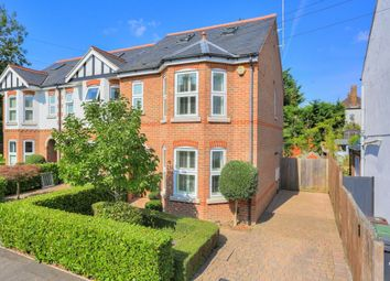 Thumbnail 3 bed terraced house for sale in Coleswood Road, Harpenden