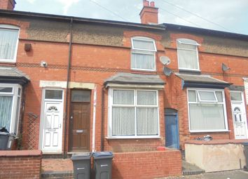 Thumbnail 2 bed terraced house to rent in Manor Farm Road, Tyseley