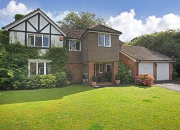 Thumbnail 5 bed detached house to rent in Redwood Drive, Sunningdale, Berkshire