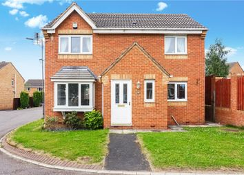 Thumbnail 3 bed detached house to rent in Hemingway Close, Castleford