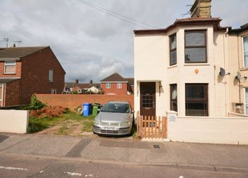 Thumbnail 3 bed end terrace house for sale in Hervey Street, Lowestoft