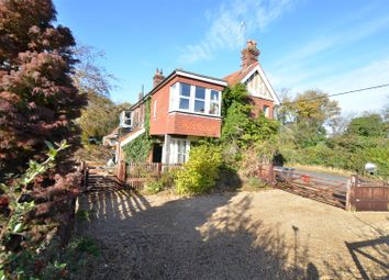Thumbnail 4 bed equestrian property for sale in Coggers Cross, Horam, Heathfield