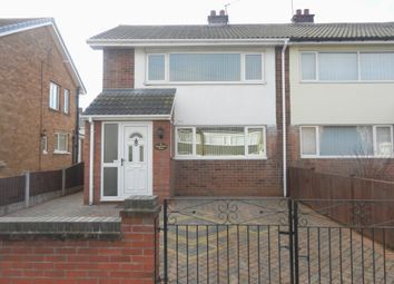 Thumbnail 2 bed semi-detached house to rent in Magnolia Close, Kirk Sandall, Doncaster