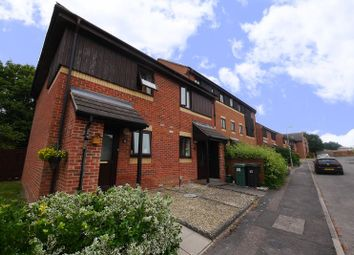 Thumbnail 2 bed end terrace house for sale in Roebuck Court, Didcot