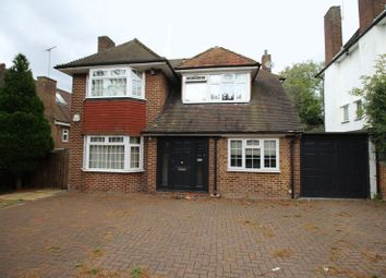 Thumbnail 4 bed detached house to rent in Gibsons Hill, London