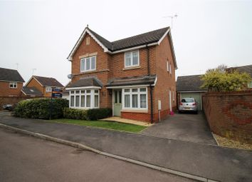 Thumbnail 4 bed detached house for sale in Thetford Way, Taw Hill, Swindon
