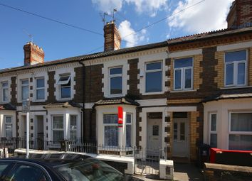 Thumbnail 2 bedroom terraced house for sale in Angus Street, Roath, Cardiff