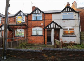 Thumbnail 3 bedroom terraced house for sale in Manvers Road, Beighton, Sheffield