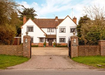 Thumbnail 6 bed detached house for sale in Waltham Road, White Waltham, Maidenhead, Berkshire