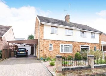Thumbnail 3 bed semi-detached house for sale in Rudge Road, Evesham, Worcestershire