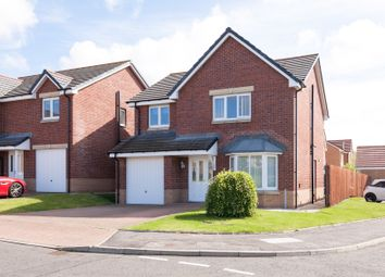 Thumbnail 4 bed detached house for sale in Kestrel Avenue, Dunfermline