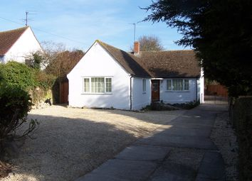 Thumbnail 3 bed bungalow to rent in Crown Road, Wheatley, Oxford