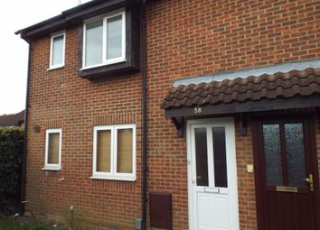 Thumbnail 1 bed flat to rent in Carters Close, Stevenage