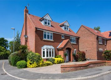 Thumbnail 5 bed detached house for sale in Mapperley Plains, Mapperley, Nottingham