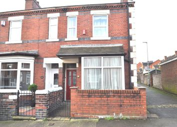 Thumbnail 3 bed end terrace house for sale in Hammersley Street, Birches Head, Stoke-On-Trent