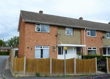 Thumbnail 3 bed end terrace house for sale in Barricombe Drive, Hereford, Herefordshire