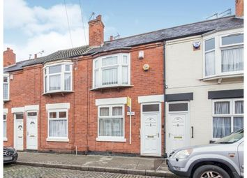 Thumbnail 3 bed terraced house for sale in Agar Street, Leicester, Leicestershire