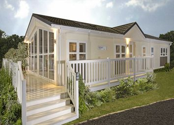 Thumbnail 2 bedroom mobile/park home for sale in Tedstone Wafre, Bromyard