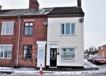 Thumbnail 2 bed end terrace house for sale in Leicester Road, Ibstock