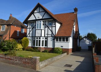 Thumbnail 3 bed detached house for sale in High Road East, Old Felixstowe, Felixstowe