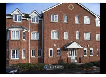 Thumbnail 2 bedroom flat to rent in Lakeside Court, Normanton