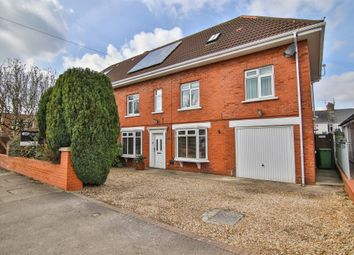 Thumbnail 5 bed semi-detached house for sale in Cyncoed Road, Cyncoed, Cardiff
