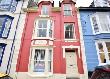 Thumbnail 1 bed terraced house to rent in Baker Street, Aberystwyth