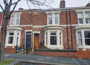 Thumbnail 3 bedroom terraced house for sale in Tenth Avenue, Heaton, Newcastle Upon Tyne