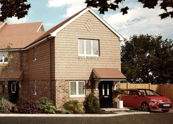 Thumbnail 2 bed end terrace house for sale in Hunts Pond Road, Titchfiled Common, Hampshire