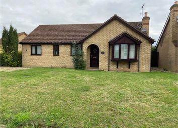 Thumbnail Detached bungalow for sale in Haconby Lane, Morton, Bourne, Lincolnshire