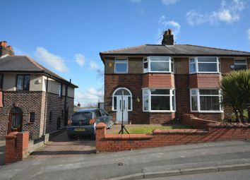 Thumbnail 3 bed semi-detached house for sale in Hawthorn Avenue, Oswaldtwistle, Accrington