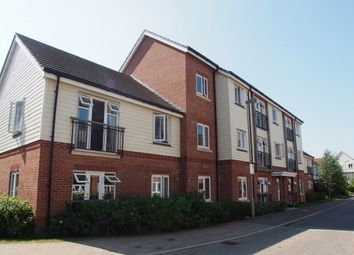 Thumbnail 2 bed flat for sale in Hawthorn House, Willowbourne, Fleet, Hampshire