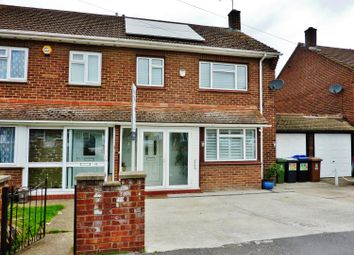 Thumbnail 3 bed semi-detached house for sale in Alderney Road, Erith, Kent