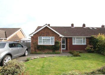 Thumbnail 3 bed semi-detached bungalow for sale in Wheatsheaf Way, Tonbridge, Kent