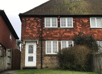 Thumbnail 2 bed cottage to rent in Landway, Seal, Sevenoaks