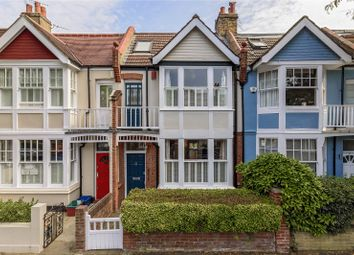 Brackley Road, Chiswick, London W4. 4 bed terraced house
