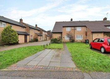Thumbnail 3 bed end terrace house for sale in Henty Close, Bewbush, Crawley, West Sussex