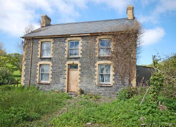 Thumbnail 4 bed farm for sale in Chancery, Llanfarian, Aberystwyth